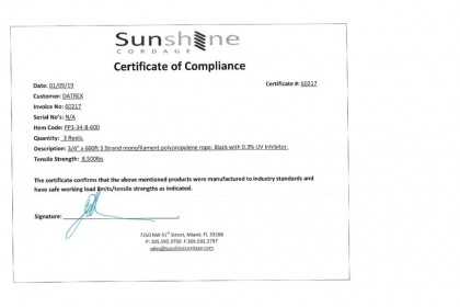thumbnail of 60217 Certificate of Complaince PP3-34-B-600 Datrex