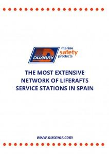 thumbnail of DUARRY liferaft worldwide servicing stations