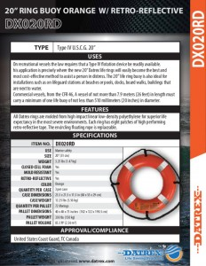 thumbnail of DX0200RD 20 ring buoy V2