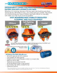 Sea Safe ProLight Data Sheet