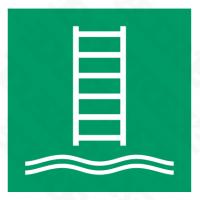 6024 Embarkation Ladder