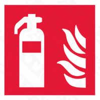 6764 FES001 Fire Extinguiser