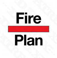 S001 Fire control plan