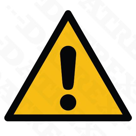 W001 General warning