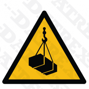 W015 Overhead or suspended load