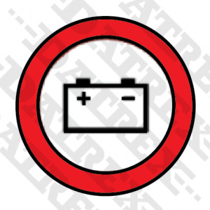 S049 Emergency source of electrical power battery