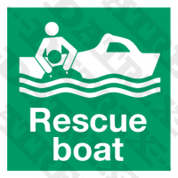 6021 Rescue Boat
